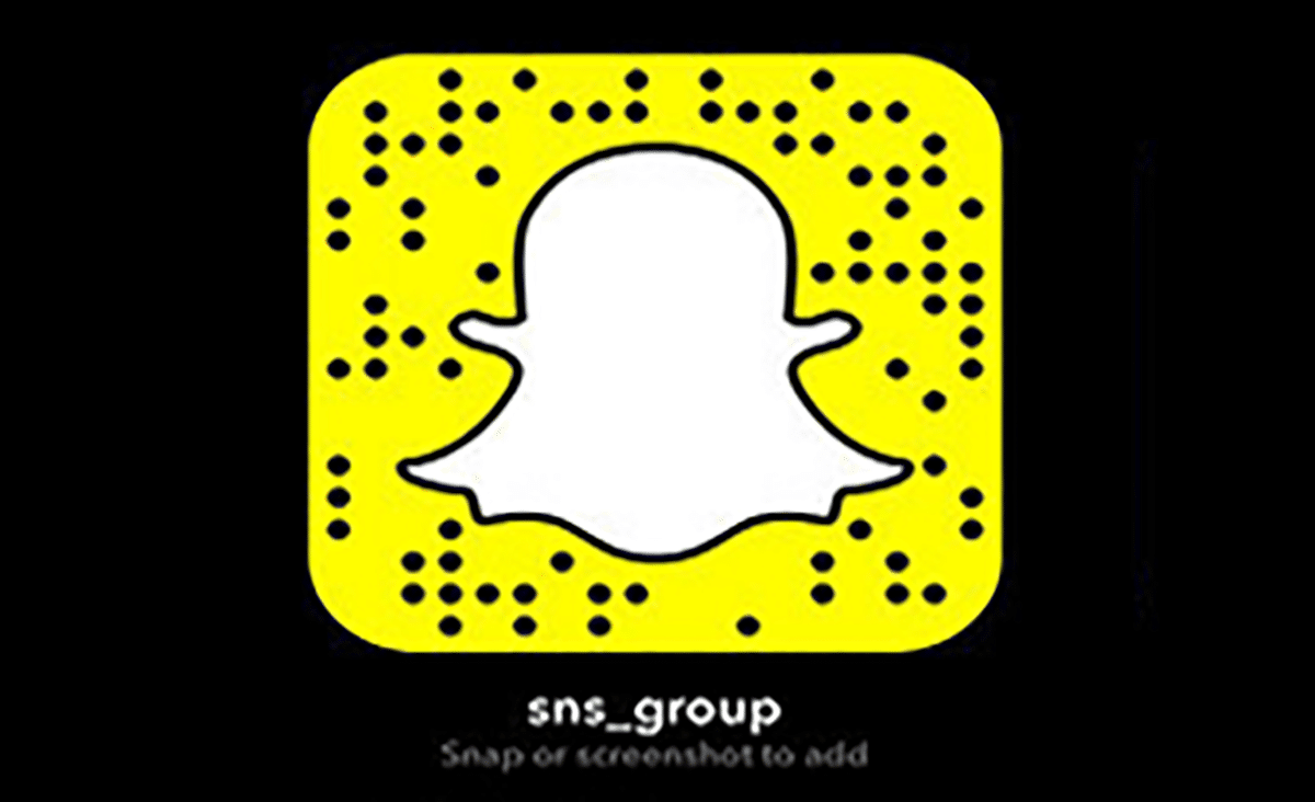 We've joined Snapchat!