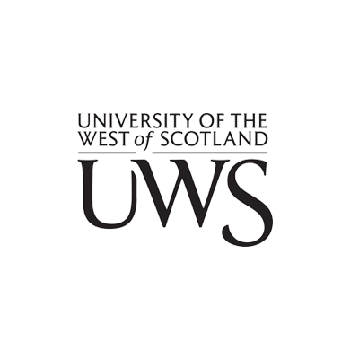 The University of The West of Scotland logo