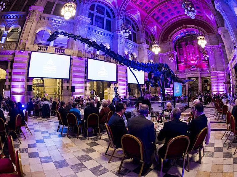 The Glasgow 2019 European Indoor Athletics Opening Dinner