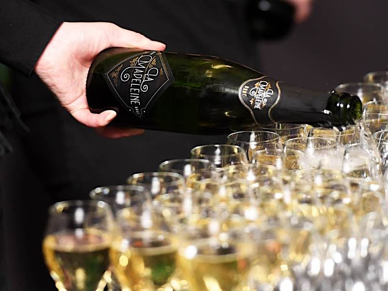 Glasgow Warriors Poty Awards 2018/2019 Champagne Reception
