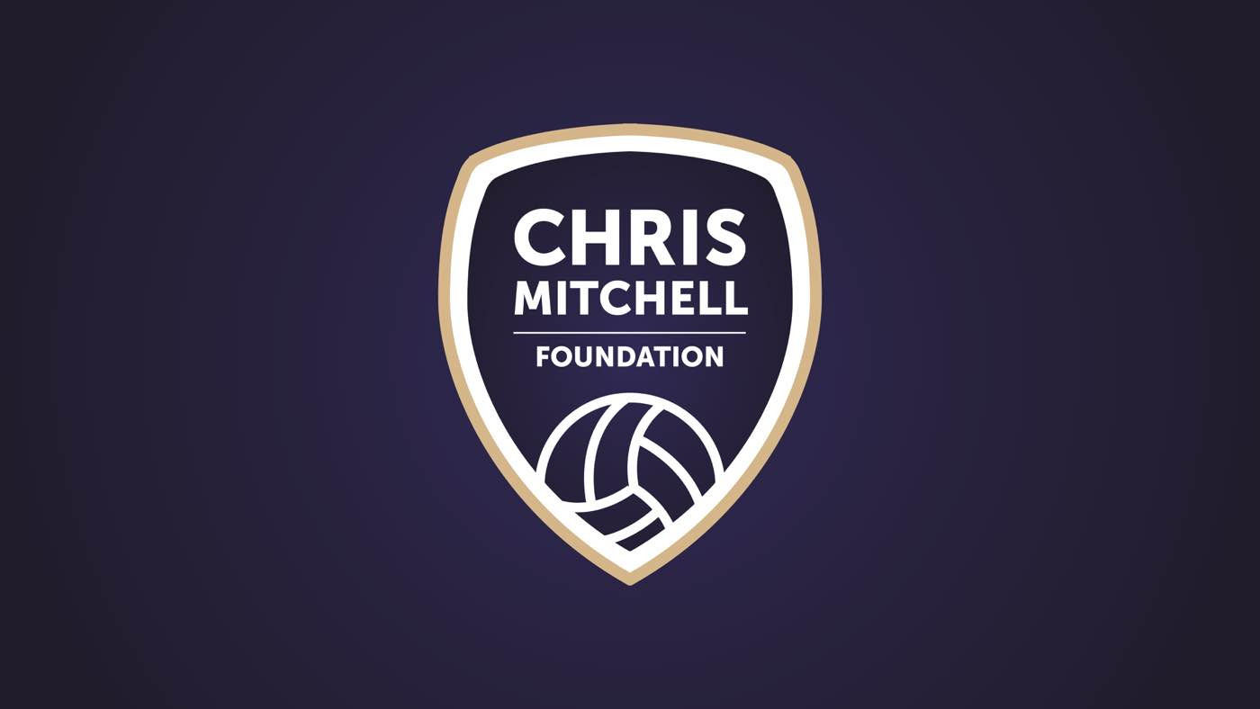 Logo for the Chris Mitchell Foundation