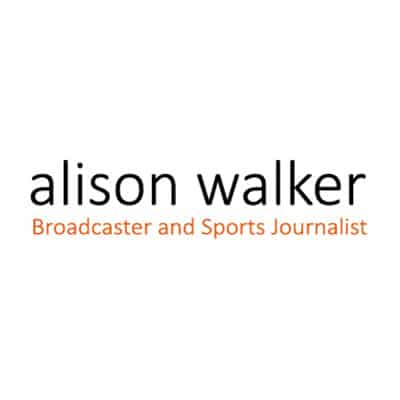 Alison Walker Broadcaster & Sports Journalist