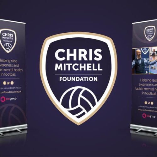Designs for Chris Mitchell Foundation