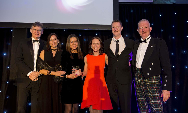 IOIC Scotland Award Winners 2017